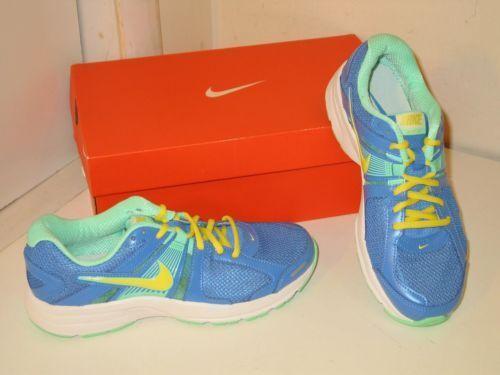 Nike Dart 10 X Running Training Workout bluee Mesh Sneakers shoes Womens 9.5