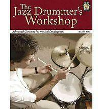 The Jazz Drummer's Workshop by John Riley (Paperback, 2005)