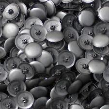 50, BLACK BIFIX PRESS IN SCREW COVER CAP PHILLIPS PH2 & POZIDRIVE PZ2 POZI