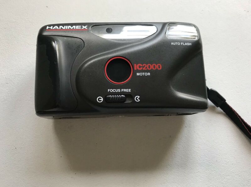 Hanimex IC2000 35mm film camera - Point and shoot