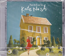 CD 12T KATE NASH MADE OF BRICKS DE 2007 NEUF SCELLE EUROPE