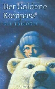 His-Dark-Materials-Der-Goldene-Kompass-Schuber-Das-Mag-Buch-Zustand-gut