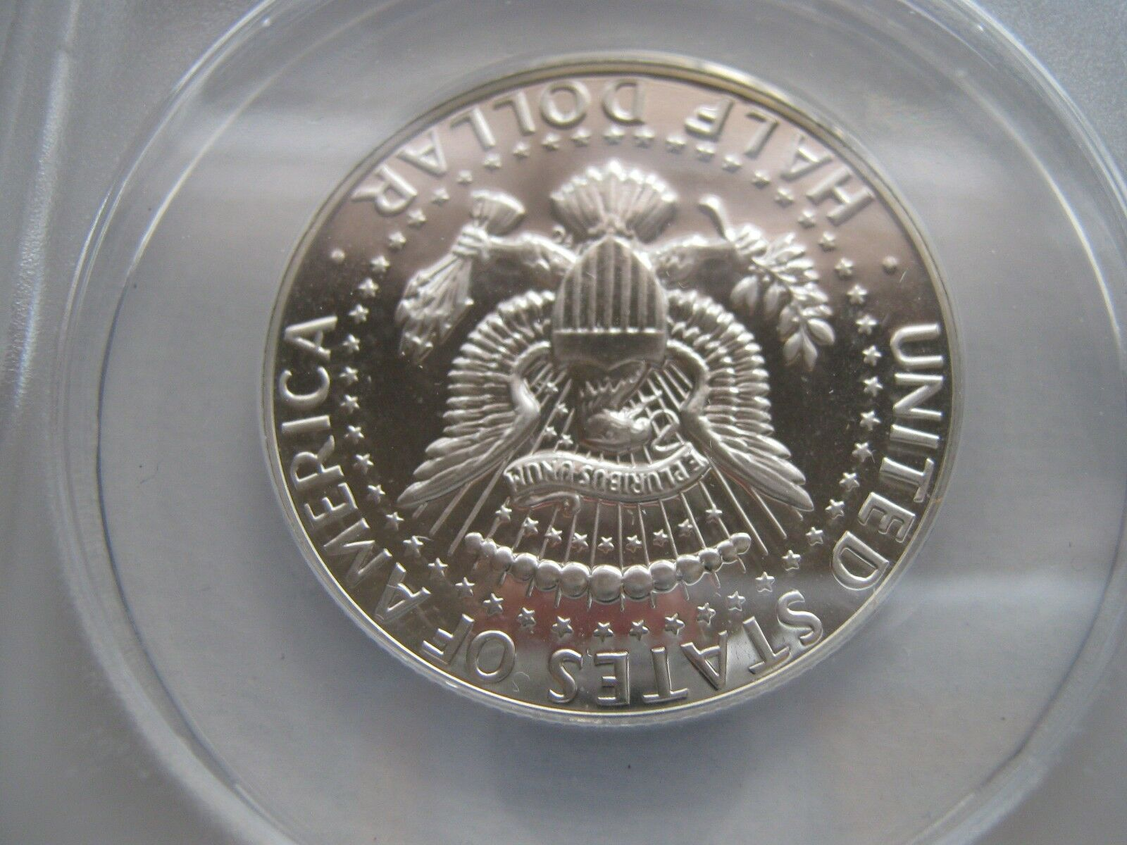Kennedy Half Dollar , 1969-S , Proof , PF 67 , ANACS Ce
