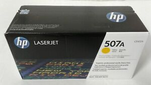 HP 507A Toner Ctg CE402A, Yellow for HP LaserJet Enterprise 500 Color MFP M575dn