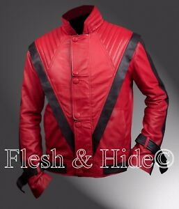 e81dd6d20 Details about Kid's Michael Jackson Thriller Jacket