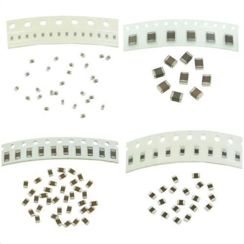 Céramique condensateurs-smd-des valeurs différentes