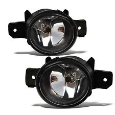 Fit for 2006 Sentra Fog Lights Fog Lamps Clear Lens H11 halogen