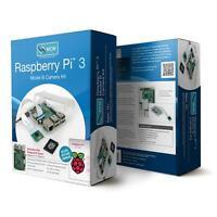 Raspberry Pi 3 Model B Camera Kit 83-16566rk