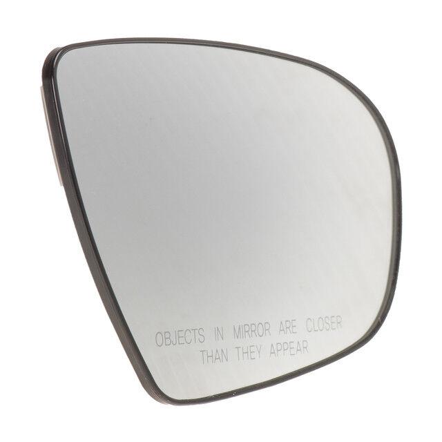 MIRROR GLASS RIGHT PASSENG SIDE HEATED GENUINE 876212T110 KIA OPTIMA 2011-2015