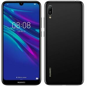 Huawei-Y6-2019-4G-6-1-034-Smartphone-32GB-Unlocked-Sim-Free-Midnight-Black-B