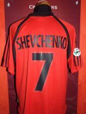 SHEVCHENKO MILAN 2001.2002 MAGLIA SHIRT CALCIO FOOTBALL MAILLOT JERSEY SOCCER