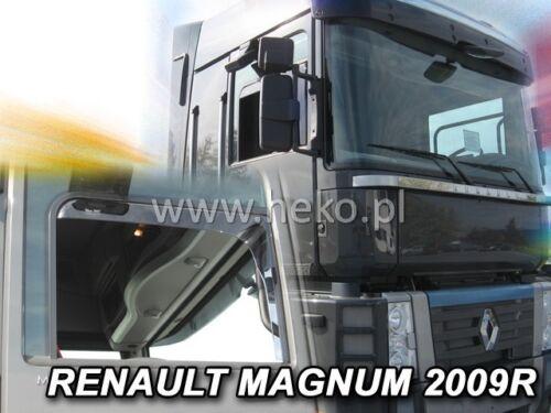 HEKO 27102 Windabweiser 2 teilig RENAULT Magnum II Bj ab 2009