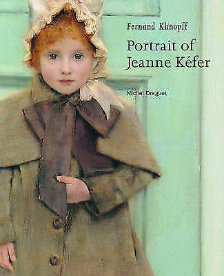 1 of 1 - Fernand Khnopff: Portrait of Jeanne Kefer by Michel Draguet (Paperback, 2004)
