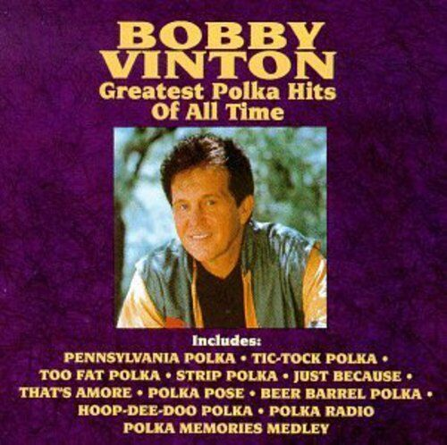 1 of 1 - Bobby Vinton - Greatest Polka Hits of All Time [New CD] Manufactured On Demand