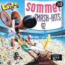 Larry präsentiert Sommer Smash Hits 92 Erasure, Shabba Ranks, Robin Bec.. [2 CD]