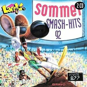 Larry-praesentiert-Sommer-Smash-Hits-92-Erasure-Shabba-Ranks-Robin-Bec-2-CD