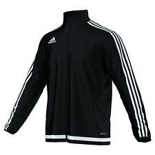 adidas Tiro15 Training Jacket Trainingsjacke rot blau schwarz e79b0b77bb