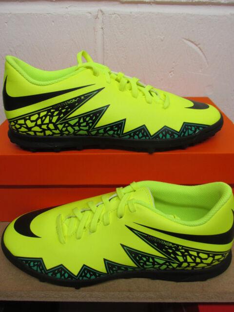 ce791f2e0 nike hypervenom phade II TF mens football boots 749891 703 soccer shoes turf
