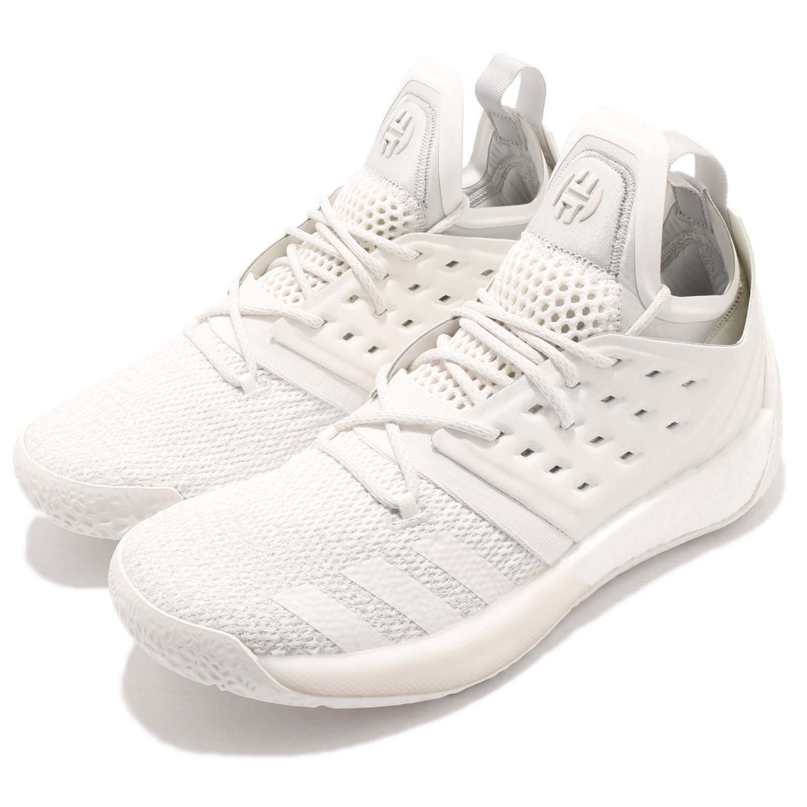 adidas Harden Vol. 2 Boost James James Boost Gris Blanc Men Basketball Chaussures Baskets AP9871 0e2db3