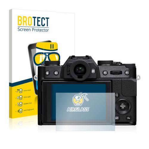 FujiFilm X-T10 Protector de Pantalla de Vidrio Templado Film De Protección