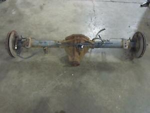 06-08-DODGE-1500-PICKUP-Pick-Up-Ram-Complete-3-92-Rear-Axle-Assembly-4X2-2WD