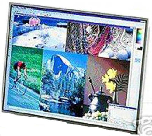 """IBM-Lenovo FRU 04W3519 13.3/"""" LCD Display Touch Screen With Frame"""