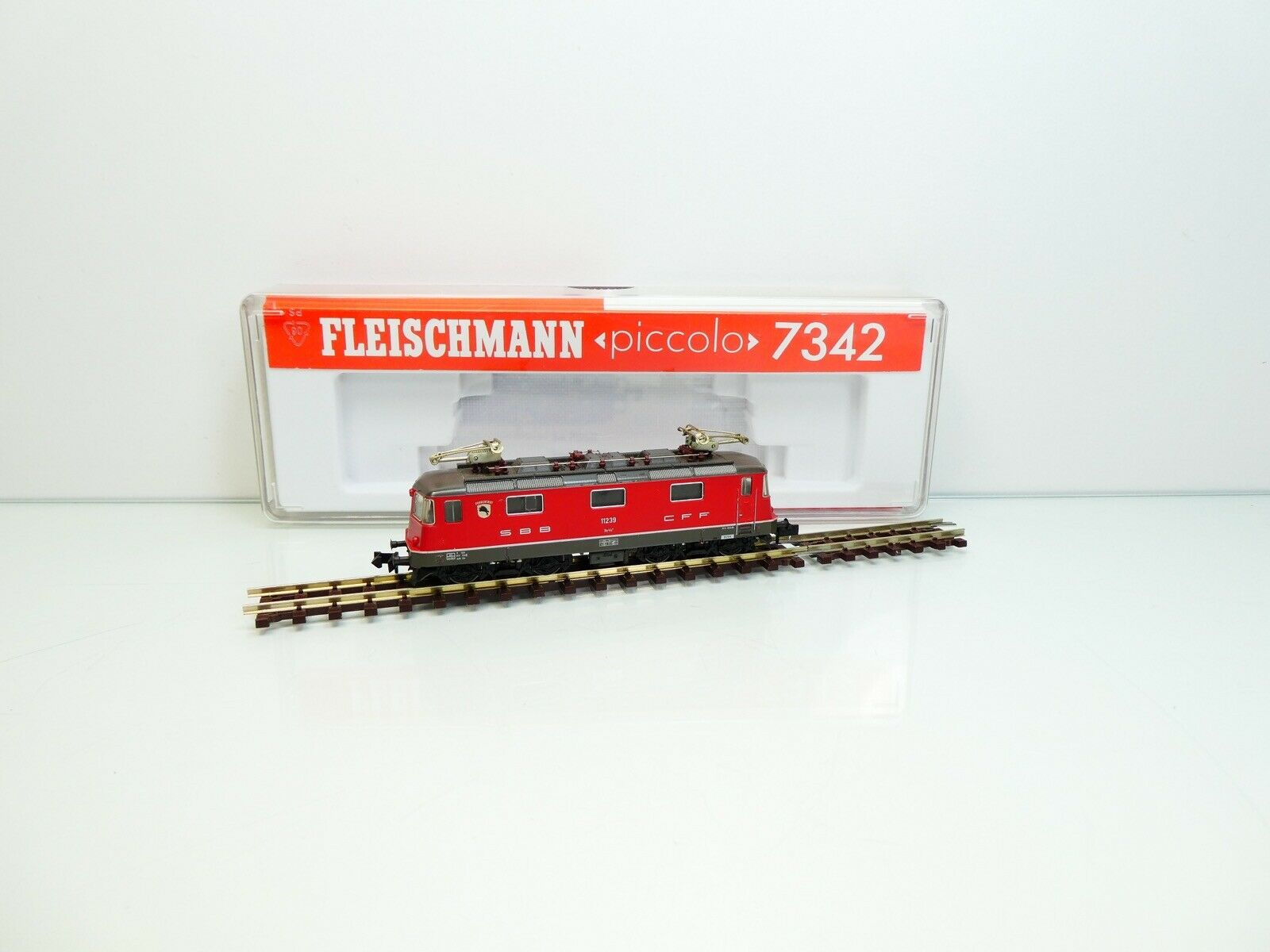 Fleischmann 7342 - Spur N - SBB FSS - E-Lok 112 39  - TOP in OVP -  1841