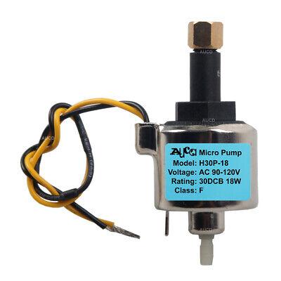 18W Oil Pump for 400W Fog Smoke Machine 30DCB 110V-120V by Advanced Shop