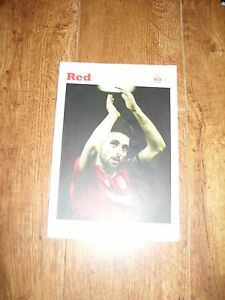 ABERDEEN V CELTIC football programme 03022016 Red Match Day - south uist, Western Isles, United Kingdom - ABERDEEN V CELTIC football programme 03022016 Red Match Day - south uist, Western Isles, United Kingdom