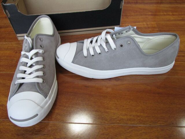 337e075d3120a6 NEW Converse Jack Purcell LLT OX Low Top Shoes Mens 10.5 Malt Tan Suede   80.00
