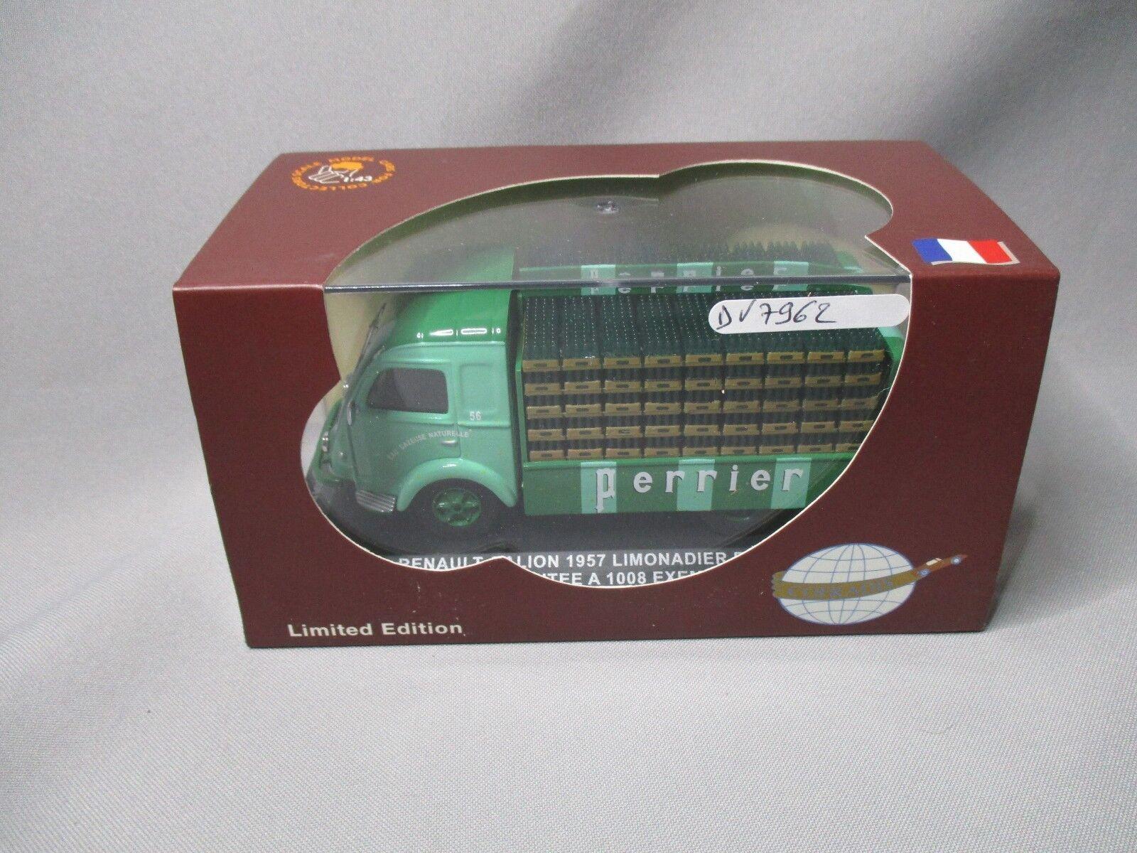 Centro comercial profesional integrado en línea. DV7962 DV7962 DV7962 COFRADIS RENAULT GALLION 1957 LIMONADIER PERRIER 1 43 COF057 EdLim 1008ex  diseño simple y generoso