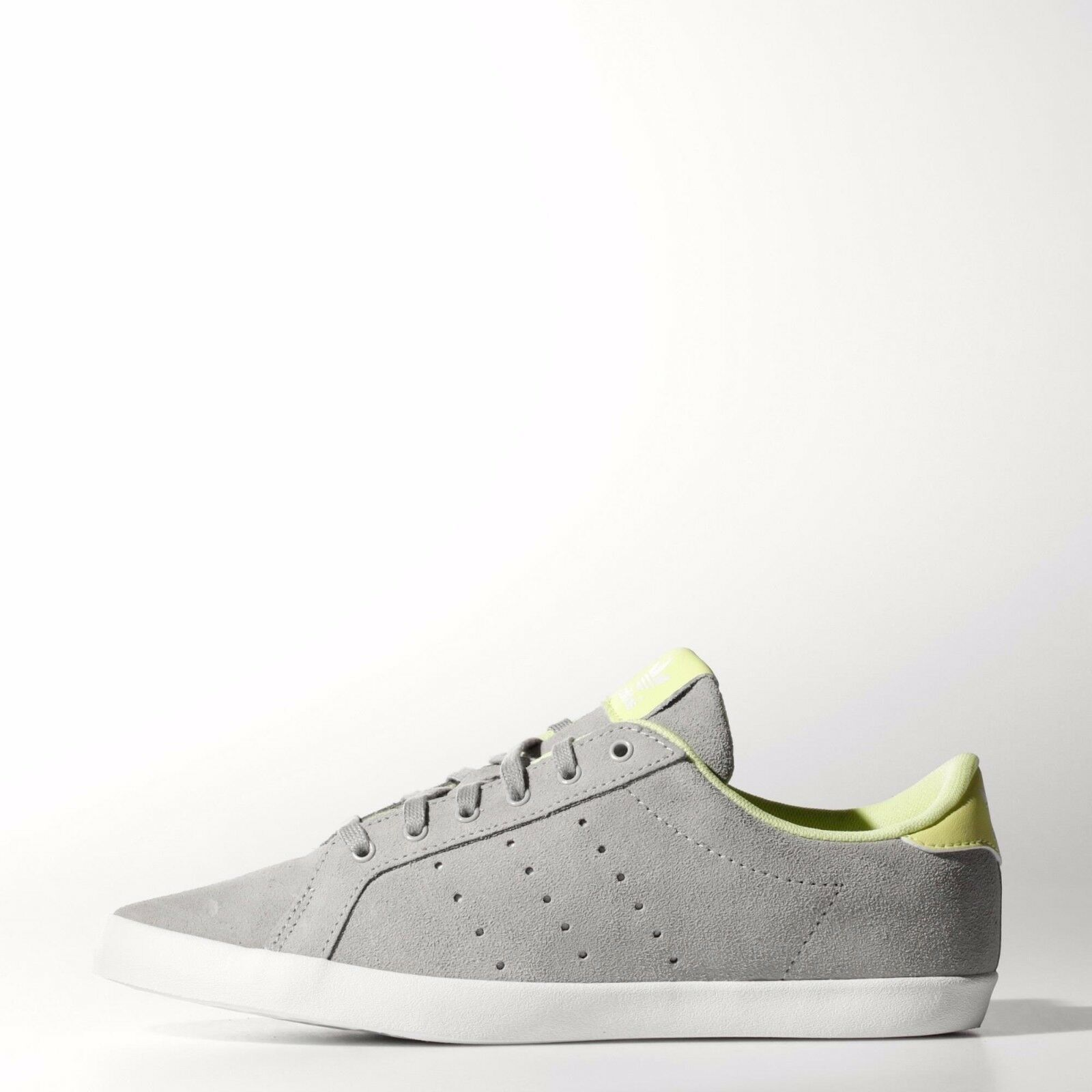 Adidas Miss Stan Womens Casual Grey Low Trainers Grey Casual 1af438