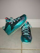 best service 51c1b 52572 item 3 NIKE AIR LEBRON XI LOW   SIZE 10.5 SOUTH BEACH MENS BASKETBALL SHOES  642849-300 -NIKE AIR LEBRON XI LOW   SIZE 10.5 SOUTH BEACH MENS BASKETBALL  SHOES ...