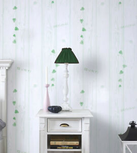 Ivy Leaf Wood Panel Contact Paper Peel And Stick Wallpaper For Kitchen Cabinet Ebay