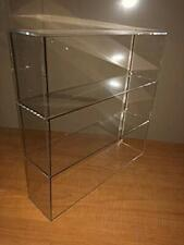 305displays Acrylic Countertop 19w X 5d X 19h With2 Shelves Display Showcase