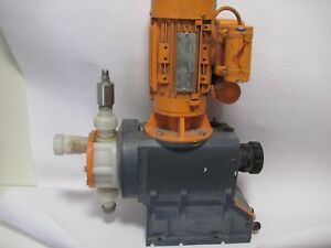 Details about PROMINENT SIGMA SERIES 1 METERING PUMP