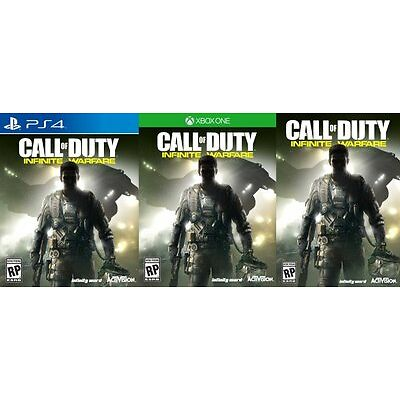 Call of Duty: Infinite Warfare - Standard Edition Xbox One And PS4 EU Version