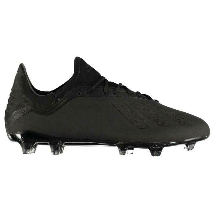 Adidas X 18.2 para Hombre FG botas de fútbol 7 nos 7.5 EUR 40.2 3 ref 1327
