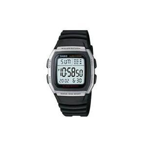 Casio-W96H-1AVEF-Digital-Water-Resistant-Multi-Display-Herren-Armbanduhr-sch