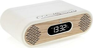 VQ-Rosie-Lee-DAB-amp-FM-Digital-Bluetooth-amp-Alarm-Clock-Radio-Cream-Leather-B