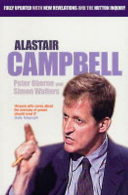 1 of 1 - Alastair Campbell, Oborne, Peter, Very Good Book