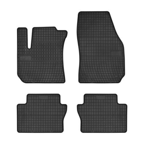 Gummimatten Gummi Fußmatten für Opel Zafira B A05 2005-2014 Original Qualität