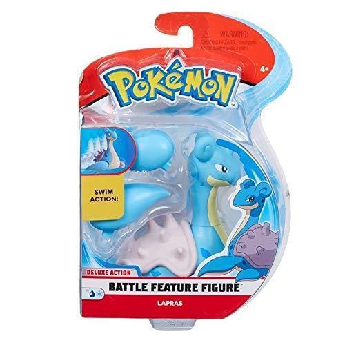 """Pokémon Figura de función de batalla 4.5/"""" Paquete De Figuras De Acción"""