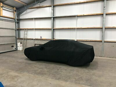 Luxury Satin with Fleece Lining Indoor Car Cover for Jaguar MK 1-2