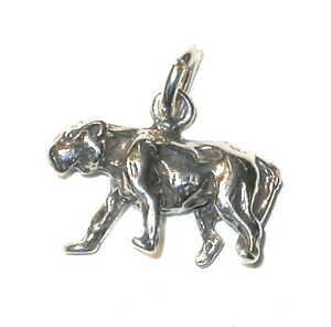 STERLING-SILVER-CHARM-Jungle-Animal-Cat-Mascot-PANTHER