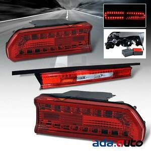 dodge challenger rear tail lamps kit autos post. Black Bedroom Furniture Sets. Home Design Ideas