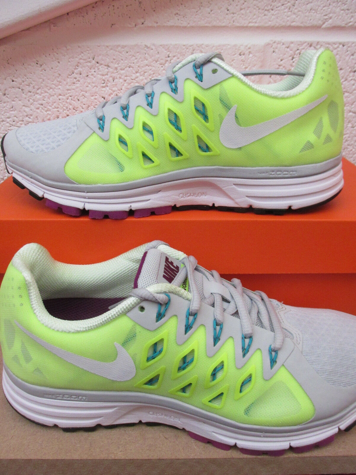 nike womens zoom vomero 9 running trainers 642196 007 sneakers shoes