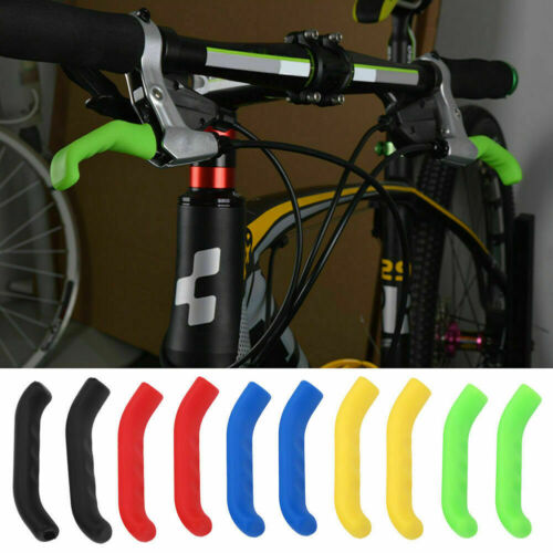 Bicycle Brake Lever Grips Mountain Bike MTB Road Handbrake Protector Cover Boot