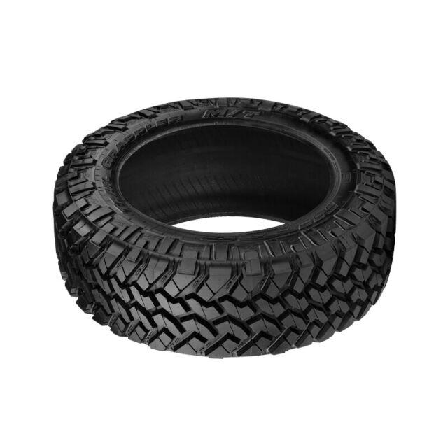 Nitto Trail Grappler M//T Radial Tire 275//70R18 125Q