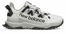 New Balance Women's Shando Trail Shoes White with Black